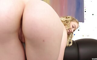 Chloe finally gets her dick added to that lovely babe has got a nice round ass