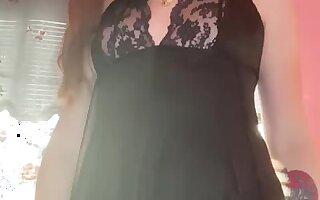 A Dazzle Under My Dress